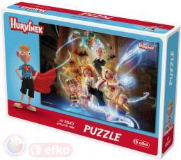 EFKO Puzzle Hurvínek IV 60 dílkù 21x15cm skládaèka v krabici
