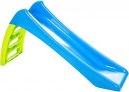 Skluzavka malá modrozelená 116cm s vlhèením plast