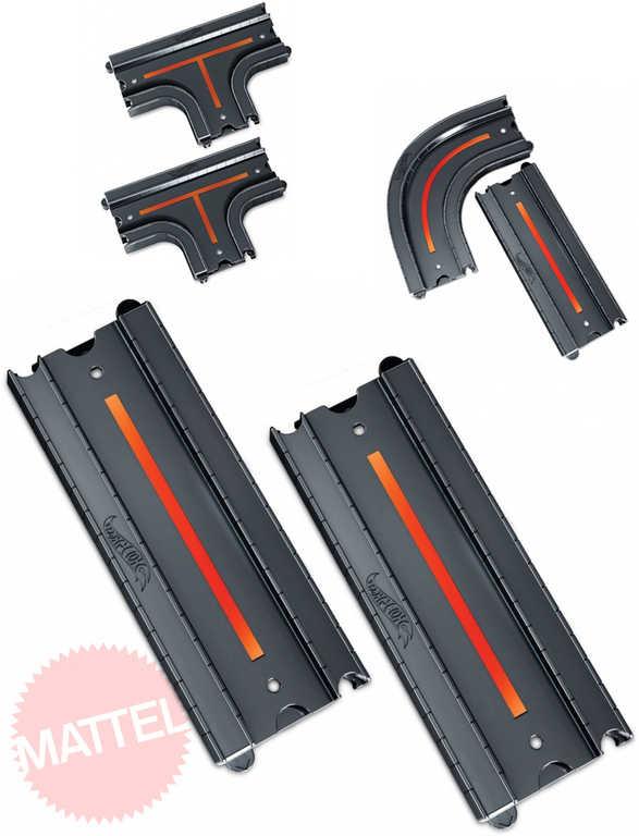 MATTEL HOT WHEELS Track Pack set dráha pro autíčka 2ks 3 druhy