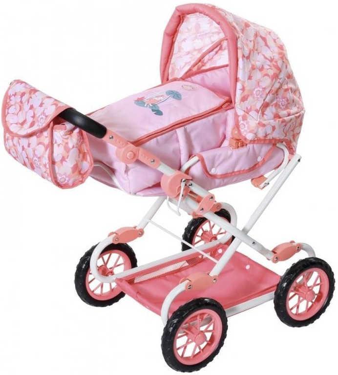 ZAPF BABY ANNABELL Kočárek kombinovaný pro panenku miminko